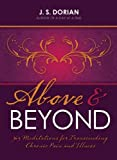 img - for Above and Beyond: 365 Meditations for Transcending Chronic Pain and Illness book / textbook / text book