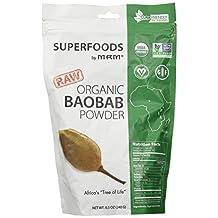 MRM - Superfoods Raw Organic Baobab Powder - 8.5 oz.