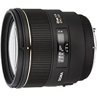 Sigma 85mm f/1.4 EX DG HSM Large Aperture Medium Telephoto Prime Lens for Pentax Digital SLR Cameras