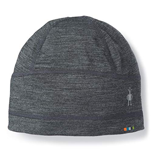 SmartWool Merino Sport 150 Beanie, Medium Gray Heather, 1FM