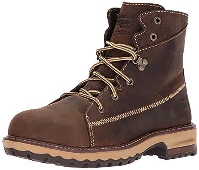 "Timberland PRO Women's Hightower 6"" Alloy Toe Industrial & Construction Shoe"