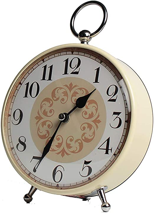 Relojes de mesa Reloj de Escritorio Sala de Estar Decoración ...