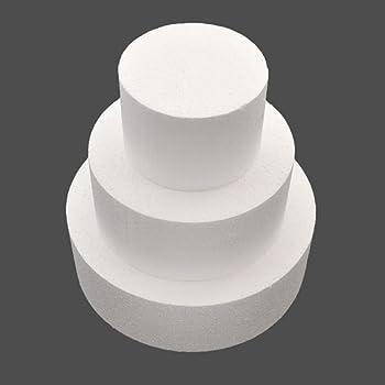 Amazon Com Bakery Crafts 3 Tier Treat Tree Styrofoam