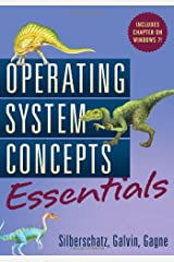 Operating System Concepts Essentials Paperback