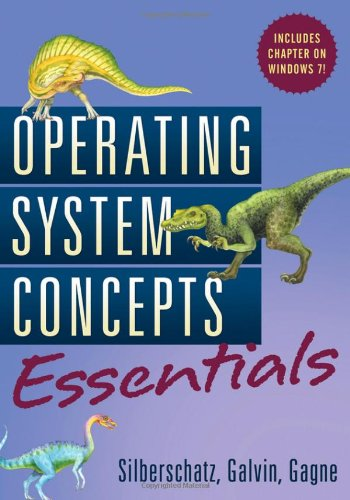 Operating System Concepts Description
