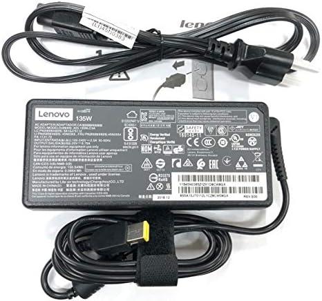 New Genuine AC Adapter For Lenovo ThinkPad 135 Watt 4X20E50571