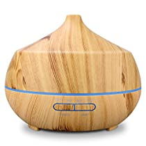 Tenswall Aromatherapy Essential Oil Diffuser