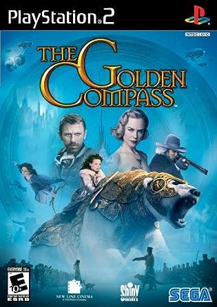 SEGA The Golden Compass, PS2 - Juego (PS2, PlayStation 2, Acción / Aventura, E10 + (Everyone 10 +)): Amazon.es: Videojuegos