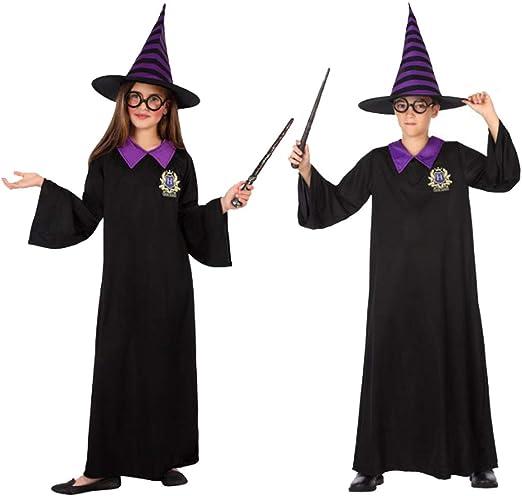 Cisne 2013, S.L. Disfraz para Halloween Infantil de Mago Color ...
