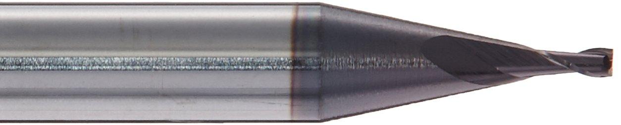 1//16 Length of Cut 1-1//2 Overall Length 2 Flute Coated 1//8 Shank Kodiak Cutting Tools KODIAK132449 USA Made Solid Carbide End Mill 1//32 Diameter