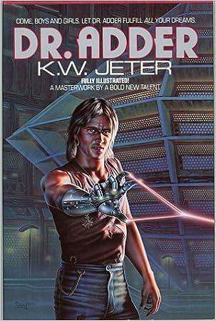 Dr. Adder - K.W. Jeter