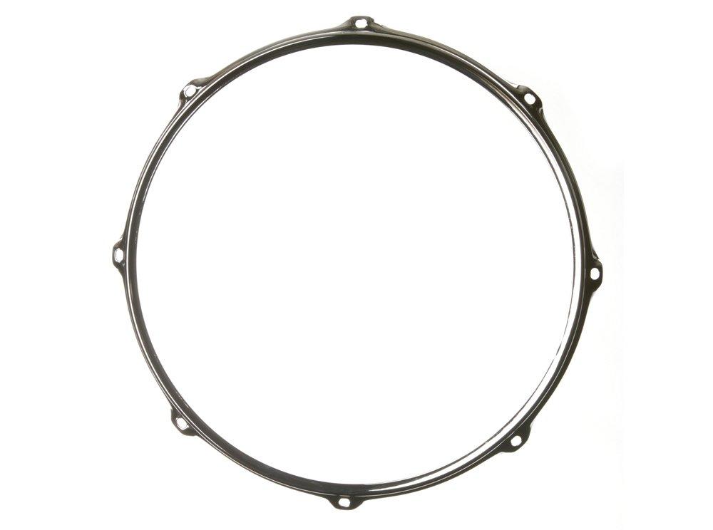 Ahead S-Hoop Drum Hoop Chrome 16 Inch 8 Hole ASH168