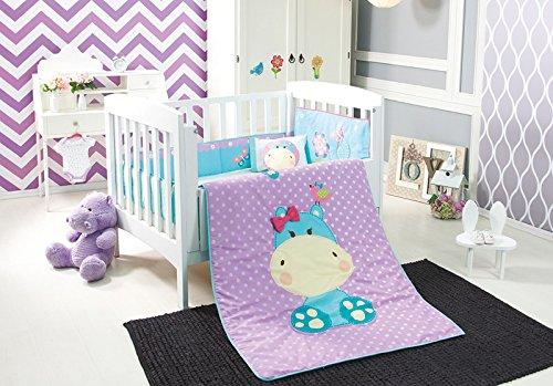 Hippo Baby Bedding Sets Skillseeker