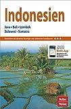 Nelles Guide Reiseführer Indonesien: Java, Bali, Lombok, Sulawesi, Sumatra