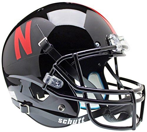 Schutt AiR XP Full-Size REPLICA Football Helmet (BLACK) ()