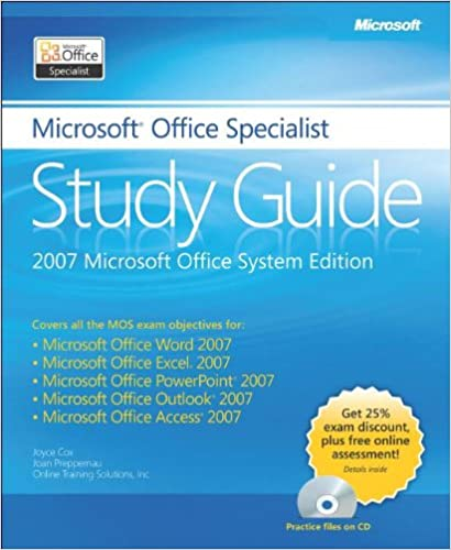 Mcts microsoft office sharepoint server 2007 configuration study gu….