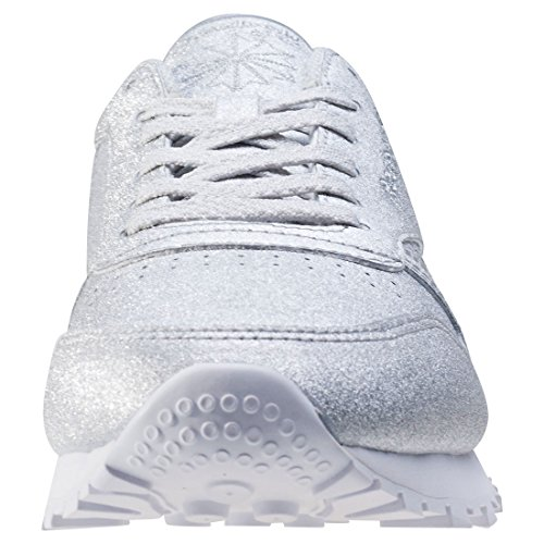 Sneakers Met Plateado Para Cl Reebok Lthr Diamond Mujer xIwBzqCn