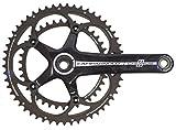 53 x 39 crankset - Campagnolo Chorus Ultra-Torque Carbon 11-Speed Road Bicycle Crank Set (175 x 39/53)