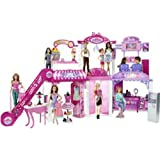 Barbie Malibu Shopping Mall Playset
