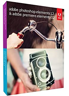 Adobe Photoshop Elements 12 & Premiere Elements 12 [OLD VERSION] (B00EOQZB4G) | Amazon Products