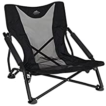 Outdoor Folding Chair Seat Low Profile Camping Beach Sports Lightweight Portable ITEM_STOR#bigsale2017* GHDTA97323107727