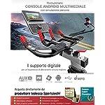 Sportstech-Elite-Indoor-Bike-Cyclette-Marchio-di-qualita-Tedesco-Eventi-Video-e-Multiplayer-App-Frenante-Magnetico-Controllato-dal-Computer-Volano-26KG-Manubrio-Sportivo-SX600-con-eBook