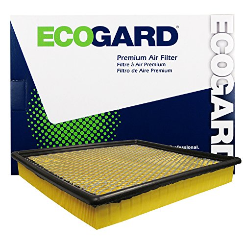 ECOGARD XA10015 Premium Engine Air Filter Fits Chevrolet Malibu, Impala, Malibu Limited