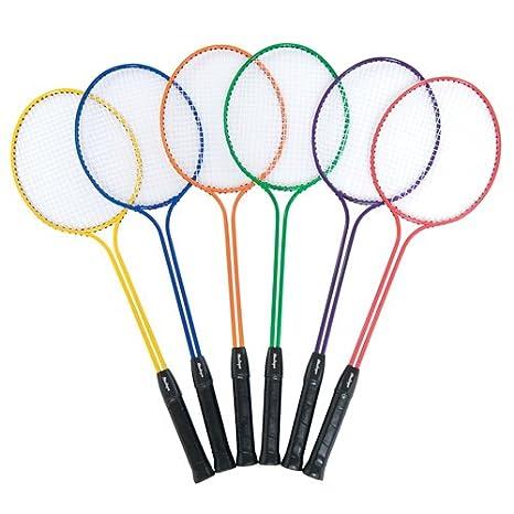 amazon com bsn badminton racquet prism pack badminton rackets