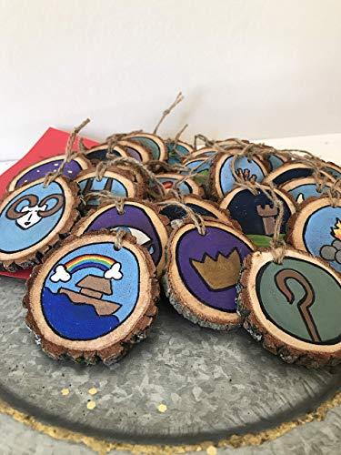 (Jesse Tree Ornaments ~Traditional~)