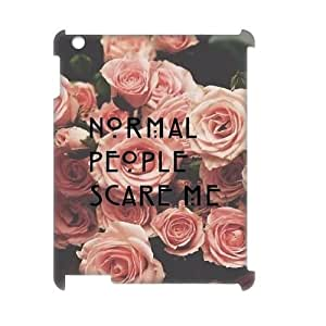 American Horror Story DIY 3D Cover Case for Ipad2,3,4,personalized phone case ygtg-770792