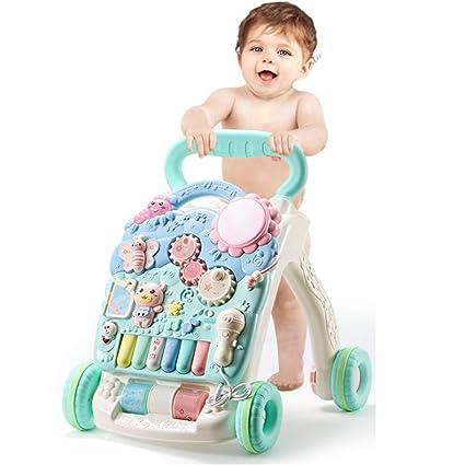 Andador 3 EN 1 Sentado-a-pie Aprendizaje Walker Baby Walker y ...