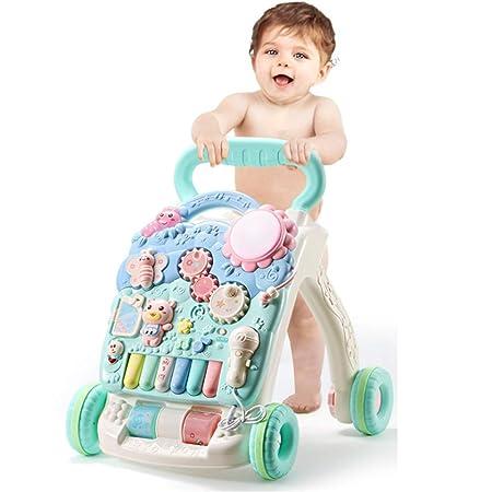 Andador Primeros Pasos Correpasillos para bebé 3 EN 1 Sesión ...