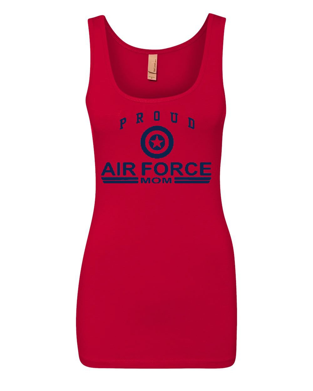 Tee Hunt Proud Air Force Mom Tank Top Proud Air Force Mom Top 9477 Shirts