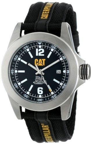Cat Watches Men S Ya14164131 Big Twist Stainless Steel