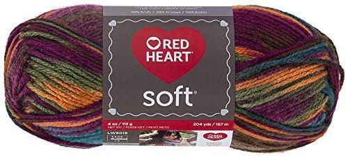 - Red Heart Soft Yarn, Jeweltone