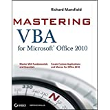 Mastering VBA for Microsoft Office 2010
