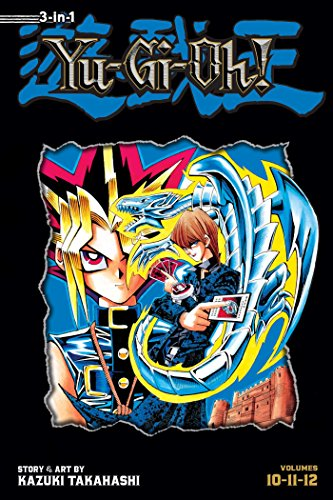 Price comparison product image 10-12: Yu-Gi-Oh! (3-in-1 Edition), Vol. 4: Includes Vols. 10, 11 & 12