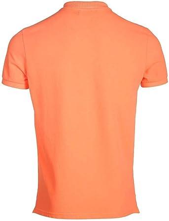 Jott Polo Cherbourg Naranja para Hombre