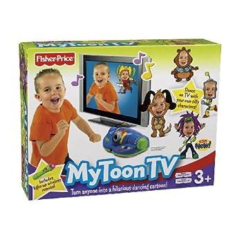 Fisher Price My Toon TV