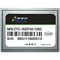 ZTC 128GB Cyclone 40-pin ZIF 1.8-inch PATA SSD Enhanced Solid State Drive Model ZTC-18ZIF40-128G