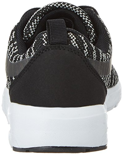 2106 Semi Schwarz Black Kangacore KangaROOS Sneaker K Grey Damen 6qwa0xFR