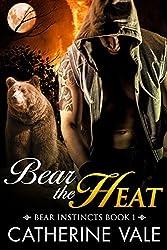 Bear The Heat (BBW Paranormal Shape Shifter Romance) (Bear Instincts Book 1) (English Edition)