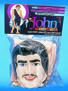 Magique Novelties RT2546 John Doll