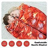 CASOFU Burritos Blanket, Salami Blanket, Giant