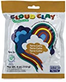 AMACO Cloud Clay, 4-Ounce/Pkg, Terra Cotta