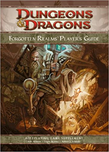 Dungeons & Dragons: Forgotten Realms Player's Guide- Roleplaying