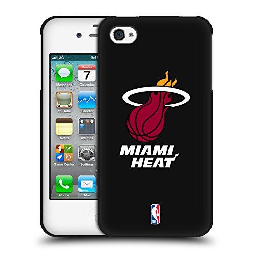 iami Heat 2 Black Soft Gel Case for iPhone 4/iPhone 4S ()