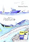 Navionics NAV-CF/644P+ Platinum Southern California, Baja California, and Hawaii on CF Card