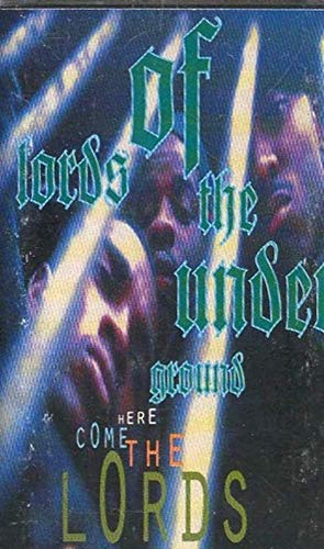 LORDS OF THE UNDERGROUND: Here Come the Lords -20428 Cassette Tape