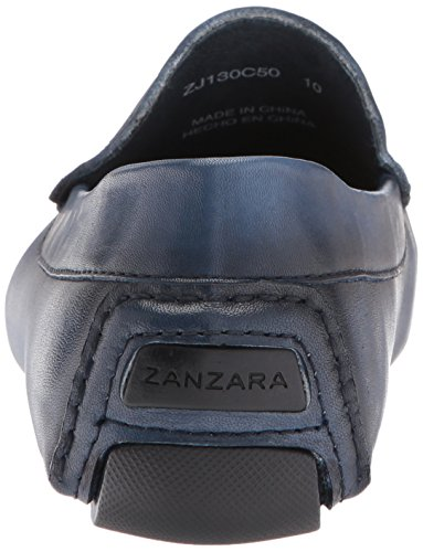 Zanzara Heren Matisse Slip-on Loafer Blauw